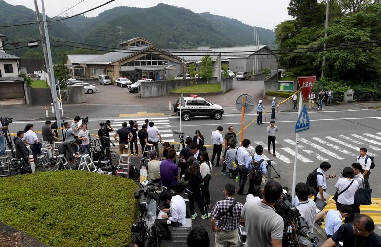 """มือมีดไล่แทงคนดับ 19 ศพในศูนย์ผู้พิการญี่ปุ่นเป็น """"อดีตพนักงาน"""" สารภาพ """"อยากให้คนพิการหายไปให้หมด"""""""