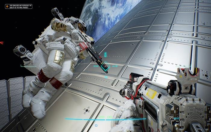 """จีน ผุดเกมยิงอวกาศเล่นร่วมกับ """"เพลย์สเตชัน วีอาร์"""""""