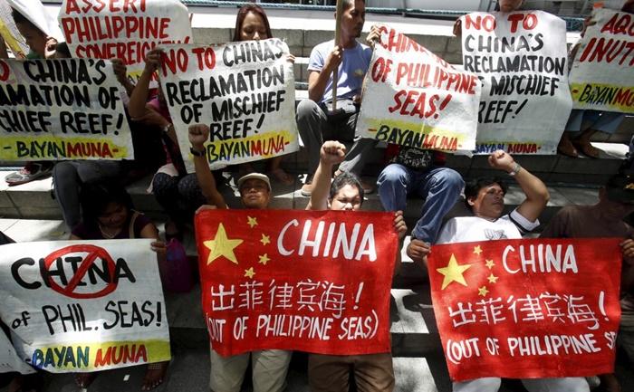 """Weekend Focus:ปินส์ย้ำ ปักกิ่งไม่ชนะศึกทะเลจีนใต้  แม้รอดวิพากษ์จาก """"แถลงการณ์อาเซียน"""""""