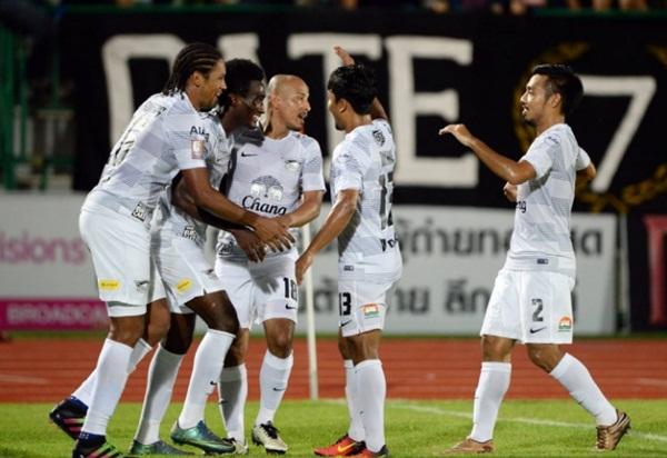 นัดที่แล้ว ชลบุรี เอฟซี บุกชนะ อาร์มี่ ยูไนเต็ด 2-0