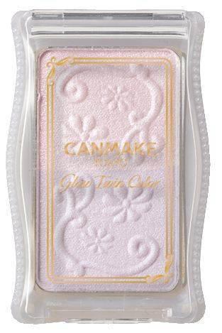 Glow Twin Color สี Cherry Blossom Lavender ราคา 320 บาท จาก Canmake