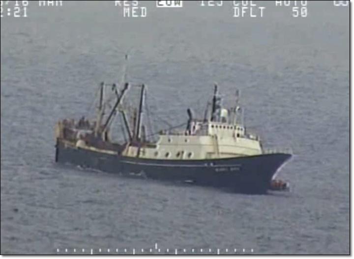 เรือส่องวาฬอะแลสกา 18 ชีวิตถูกช่วยสำเร็จ - ยามฝั่งสหรัฐฯ ยุติค้นหาเรือประมงอะแลสกา จูริส ดิ่งระดับน้ำลึก 5,400 ฟุต