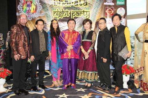 MR. & MISS PARATA of THAILAND 2016