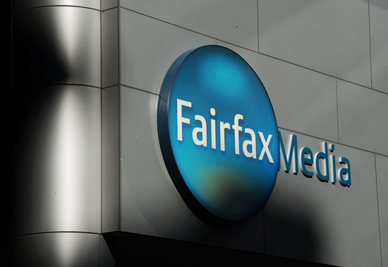 Leading Australian publisher Fairfax Media said Monday it would post nearly Aus$1 billion in writedowns in the year to July, while it announced the creation of a new reporting segment for its lucrative online real estate division. -- Photo: AFP