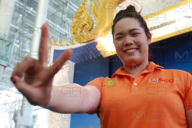 """""""โปรเม"""" ถึงไทย ตั้งเป้าขึ้นมือ 1 โลก-คว้าเหรียญ อลป.แต่รับยังห่าง """"ลิเดีย โค"""""""