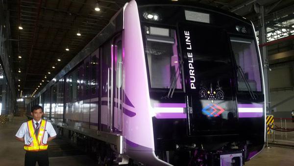 รู้ก่อนใช้! รถไฟฟ้าสายสีม่วง จันทร์-ศุกร์ บริการเที่ยวแรกออกจากบางไผ่ 05.30 น.