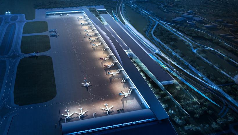 "In Pics : ยลโฉมอาคารผู้โดยสารใหม่ ""Terminal 3 Ultimate"" สนามบินจาการ์ตา รองรับผู้โดยสาร 25 ล้านคนต่อปี"