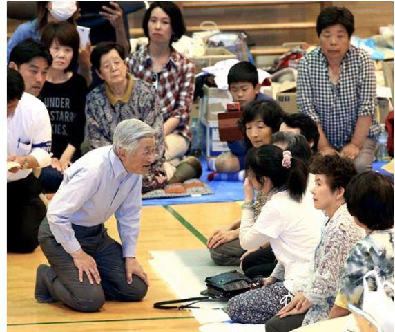 ฟังพสกนิกรญี่ปุ่นพูดถึงพระจักรพรรดิ