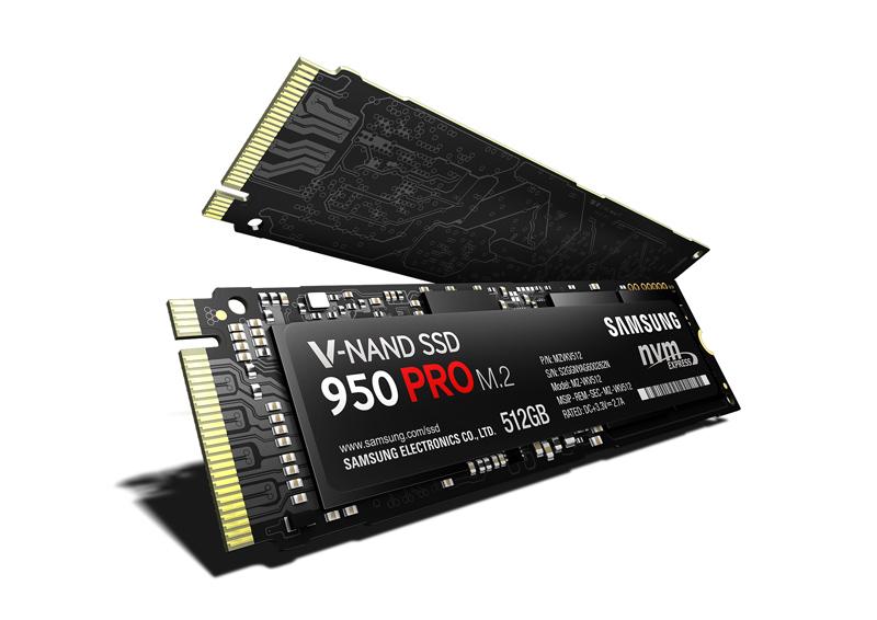 สัมผัส Samsung V-NAND SSD 950 PRO SSD M.2 มาตรฐานใหม่ เร็ว แรงสุดในตลาดตอนนี้