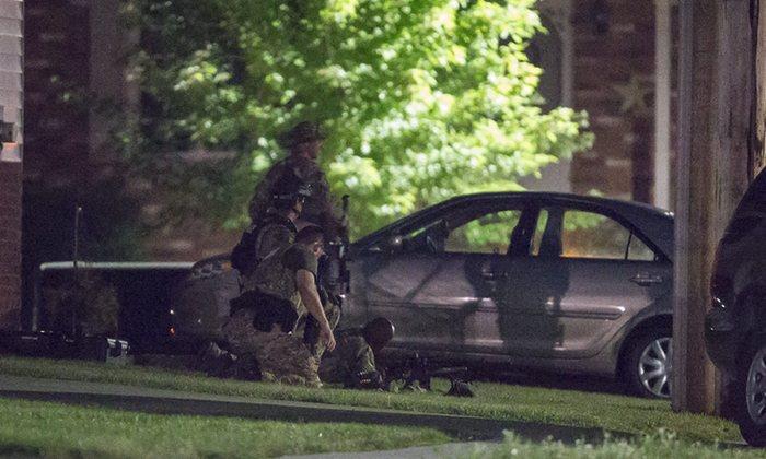 ชาวบ้านระทึก! ตำรวจแคนาดาวิสามัญผู้ต้องสงสัยก่อการร้ายฝักใฝ่ไอเอส