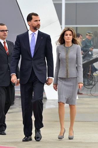 พระราชินีเลติเซีย แห่งสเปน