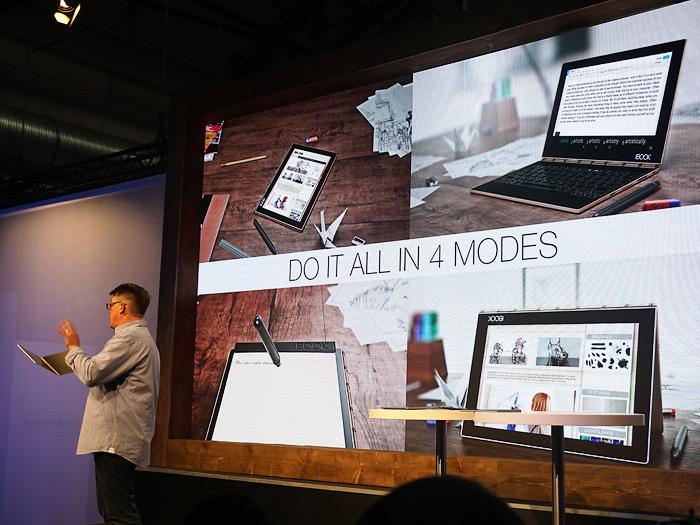 ทำความรู้จัก 3 ผลิตภัณฑ์ Lenovo ในงาน IFA 2016