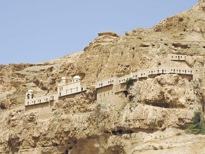 เยรีโค เมืองเก่าแก่ที่สุดในโลก