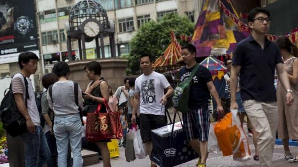 """ชาวจีนแห่เที่ยวเมืองนอกทุบสถิติ 133 ล้านคน """"ไทย"""" ยังเนื้อหอมแซงเกาหลีใต้ ญี่ปุ่น"""