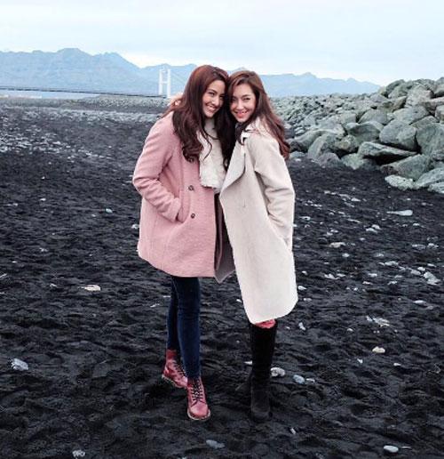 """ส่องวนไปกับทริป """"เบลล่า-พรีม"""" สวยแพ็กคู่ไกลในแดนไอซ์แลนด์"""