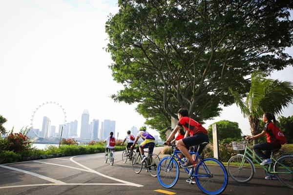 ทริปนี้ช่วยสร้างแรงบันดาลใจให้กับเยาวชนกลับไปสร้างสังคมจักรยาน