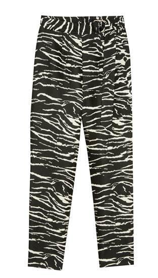 กางเกงเอวสูง โมโนโทน ขาวดำ จาก Disaya ราคา 7,250 บาท