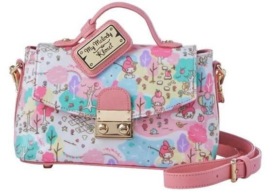 กระเป๋าสะพาย My Melody Klose Joyce bag ราคา 2,150 บาท