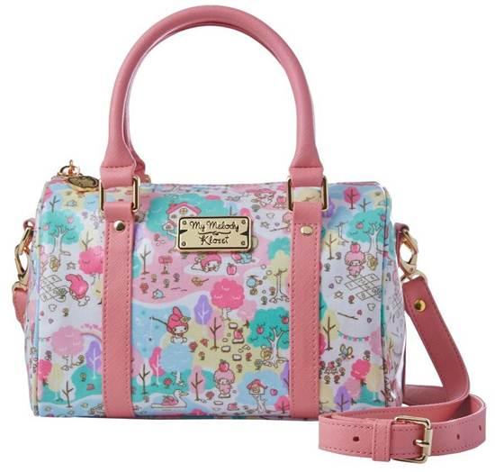กระเป๋า My Melody Kloset Speedy (S) ราคา 2,150 บาท (M)  ราคา 2,450 บาท