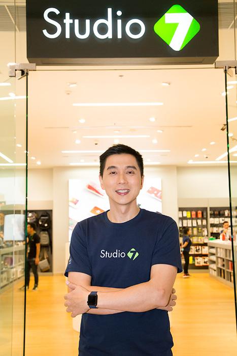 "COM7 ปรับภาพ ""iStudio"" สู่ ""Studio7"""