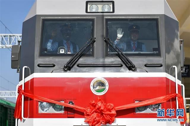 """พญามังกรเปลี่ยนเกมแอฟริกา เนรมิตทางออกทะเลให้เอธิโอเปีย ด้วยเส้นทางรถไฟ """"เมด อิน ไชน่า""""  (ชมภาพ)"""