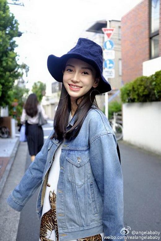 นางแบบชื่อดังชาวฮ่องกง แอนเจลาเบบี้ วัย 27 ปี เตรียมตัวเป็นคุณแม่