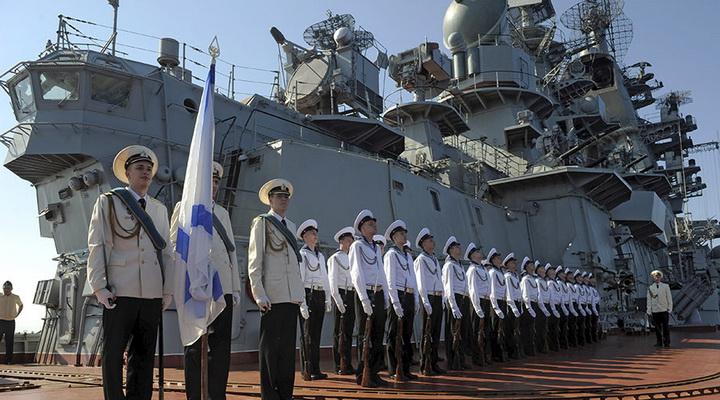 โลกระอุแน่! รัสเซียจ่อสร้างฐานทัพเรือถาวรในซีเรีย แถมเล็งเปิดฐานทัพในหลายชาติ