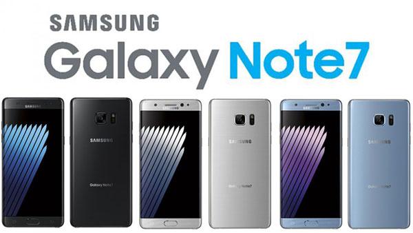 วิกฤติ  Galaxy Note 7 สะเทือนถึง ซัมซุง
