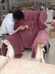 ช่างทำเก้าอี้