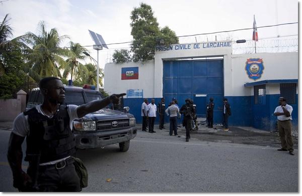แหกคุกครั้งใหญ่ในเฮติ นักโทษร่วม 174 คน หลบหนีหลังฆ่าผู้คุม เฮติตั้งชุดไล่ล่าร่วมกับกองกำลังรักษาสันติภาพยูเอ็น