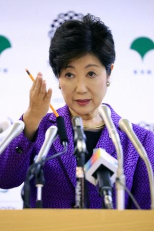ผู้ว่าฯโตเกียวงัดข้อคณะกรรมการโอลิมปิกสากล เสนอย้ายสนามแข่ง