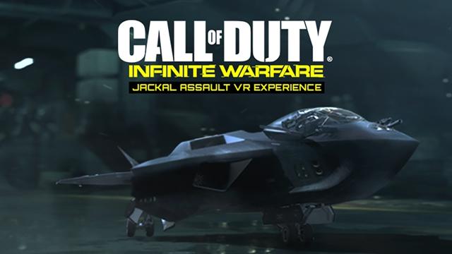 """แอคติวิชัน แจกฟรี """"มิชชั่นวีอาร์"""" เล่นได้แม้ไร้แผ่น Infinite Warfare"""