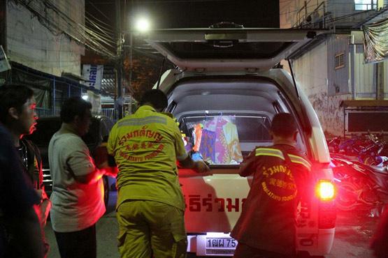 สาวพม่าดับคาคอนโดหมู่บ้านลีลา มีนบุรี คาดชนวนเหตุปมชู้สาว