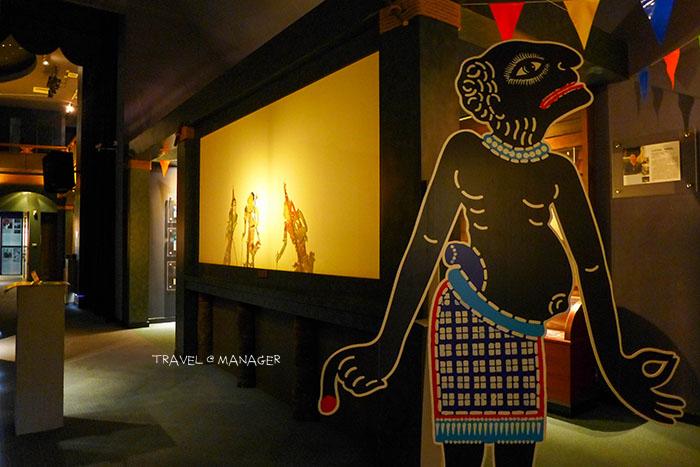 ห้องนิทรรศการศิลปินแห่งชาติ สาขาศิลปะการแสดง
