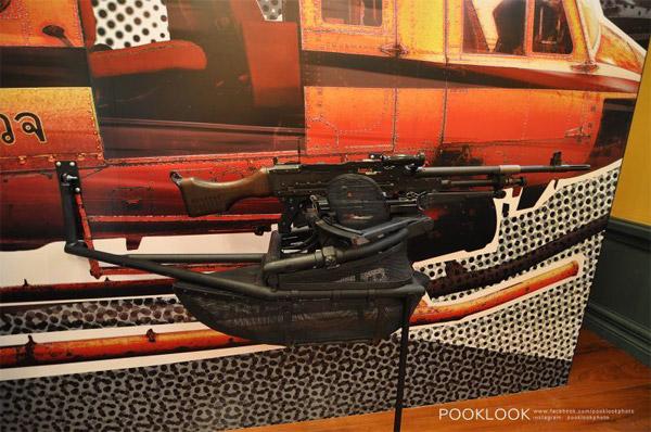 ภาพโดย คุณ POOKLOOK จาก OK Nation ถ่าย ณ พิพิธภัณฑ์ตารวจ