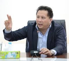 นาย พิชญ์ โพธารามิก ประธานเจ้าหน้าที่บริหารและกรรมการผู้จัดการ บมจ.จัสมิน อินเตอร์เนชั่นแนล หรือ JAS