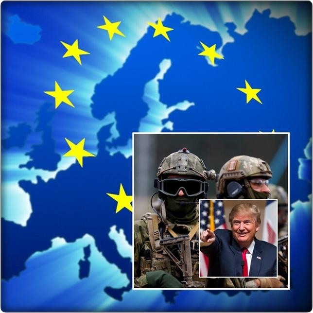 "In Clips : อียูหนีตายคำขู่ทรัมป์ ออกด่วนแผนปกป้องแผ่นดินยุโรปจากรัสเซีย แต่ รมว.ฝรั่งเศสกร้าว ""ถือเป็นโอกาสแยกจากวอชิงตัน"" - โอบามากล่อม ""ทรัมป์พูดเอง จะยอมให้สหรัฐฯ ช่วยนาโตต่อ"""