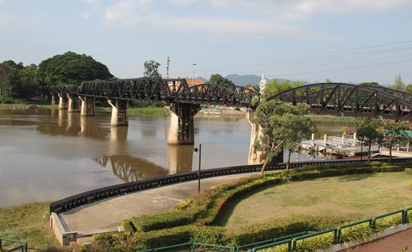 """กาญจน์เตรียมจัด """"งานกาชาดกาญจนบุรีรวมใจแสดงความอาลัยด้วยใจภักดี"""" ที่สะพานข้ามแม่น้ำแคว"""