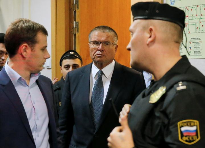 รัสเซียไล่ออก-กักบริเวณรัฐมนตรีเศรษฐกิจ หลังถูกรวบฐานพัวพันรับสินบน