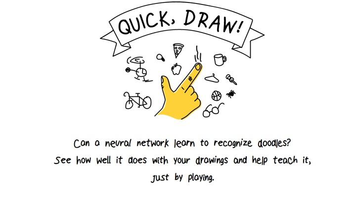 """ต้องลอง! """"กูเกิล"""" ผุดเกมสมองกลทายภาพวาด"""