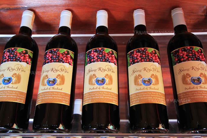 ไวน์หมากเม่า