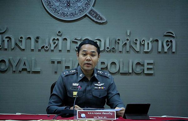 ผบ.ตร.สั่งสันติบาลขยายผลล่าตัวนายหน้าหลอก 21 สาวไทย ถูกจับที่มาเลย์เอี่ยวค้ามนุษย์