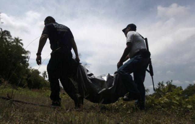 พบ 24 ศพถูกสังหารโหดในตอนใต้ของเม็กซิโกเมื่อช่วงสุดสัปดาห์