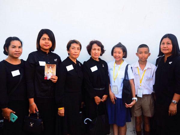 นางจารีพร หวั่นเซ่ง ครูประจำชั้นประถมศึกษาปีที่ 2 โรงเรียนบ้านสุไหงโก-ลก อำเภอสุไหงโก-ลก จังหวัดนราธิวาส