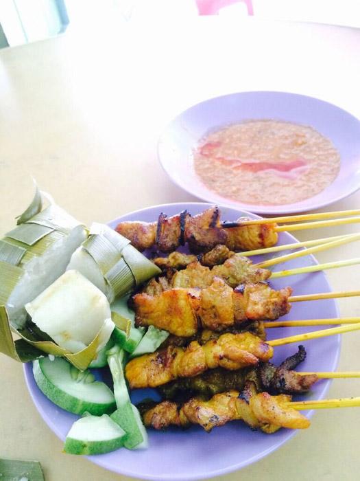 Loi Satay – Lung Ann Refreshments