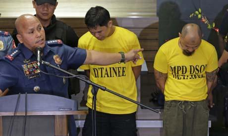 ฟิลิปปินส์เตือนภัยก่อการร้ายสูงสุด เผยพวกวางระเบิดใกล้สถานทูตมีแผนบึ้มสวนสาธารณะด้วย