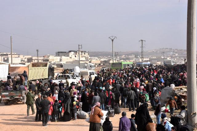 ทูตพิเศษ UN เผยผู้ไหลบ่าหลบหนีออกจากอเลปโปยอดรวมทะลุ 4 แสนคน