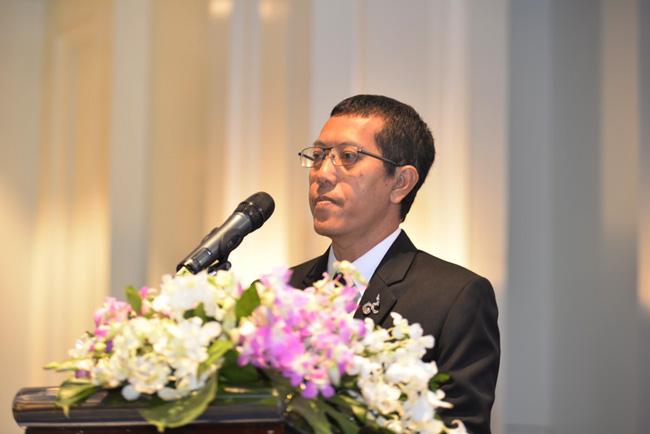 ยุทธพงษ์ ภาษี นายกสมาคมผู้สื่อข่าวรถยนต์และรถจักรยานยนต์ไทย(สรยท)