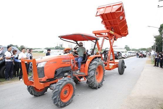 """""""พาณิชย์"""" เชิญผู้ซื้อผู้นำเข้า 60 ราย จัดแมตชิ่งขายเครื่องจักรการเกษตร คาดตกลงซื้อขายได้กว่า 1,200 ล้าน"""