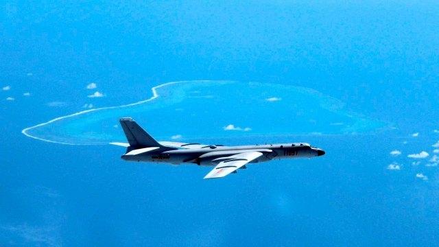 """ไต้หวันเสียววาบ! พบทัพฟ้าจีน """"ซ้อมรบระยะไกล"""" หลังไช่ต่อสายคุยทรัมป์"""